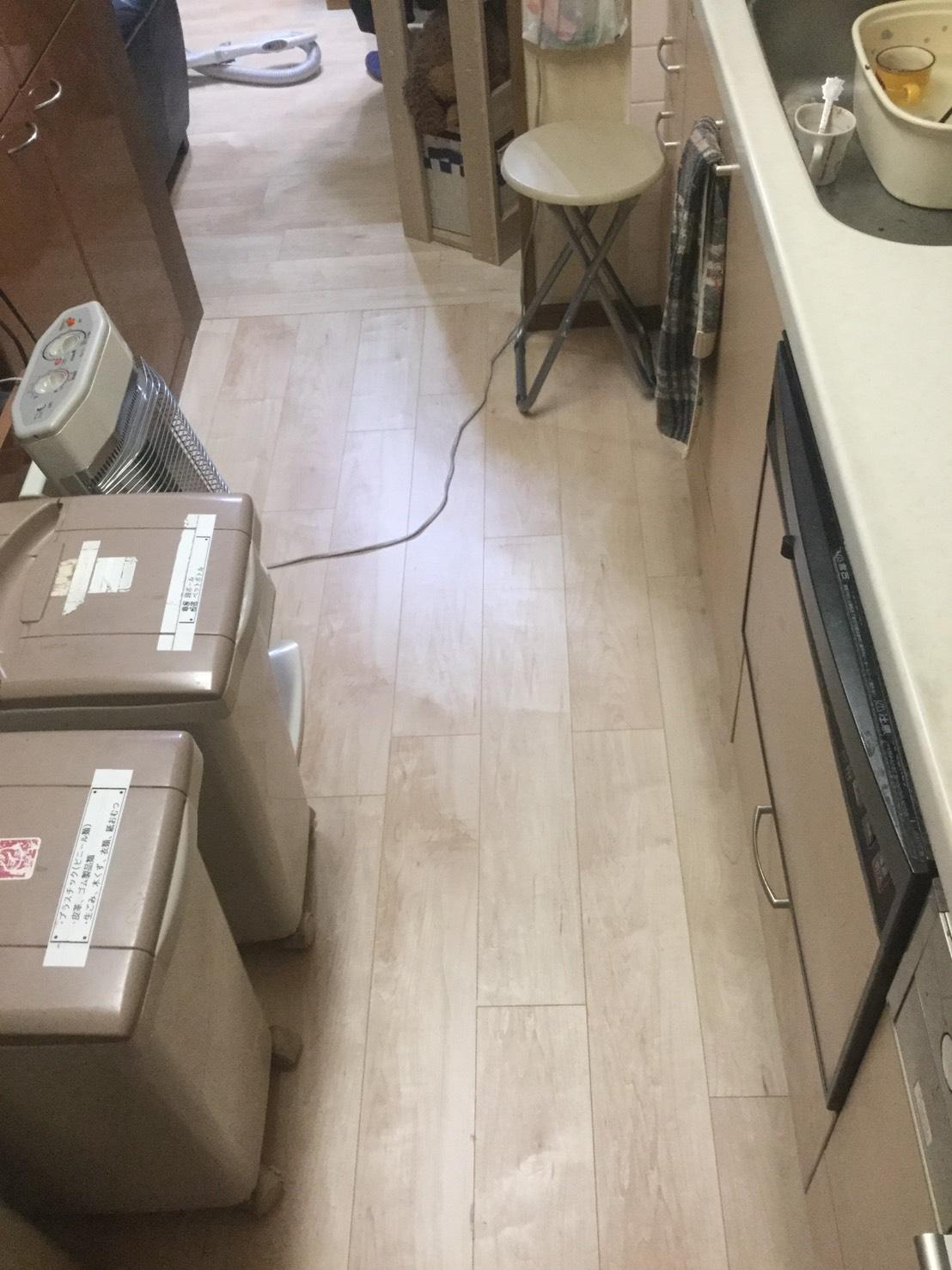 大田区のK様宅、キッチン